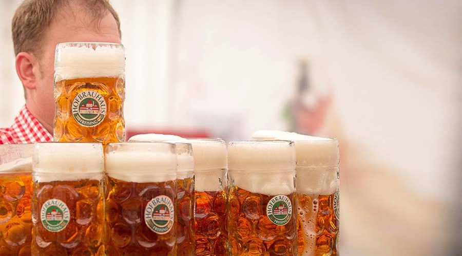 Refrigeration efficiency: Keep the beers cold for Oktoberfest!
