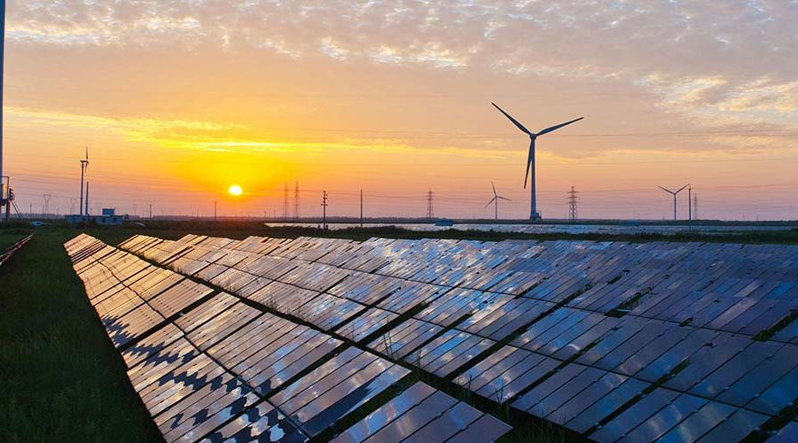 The German electricity sector: What happens when renewables reign?