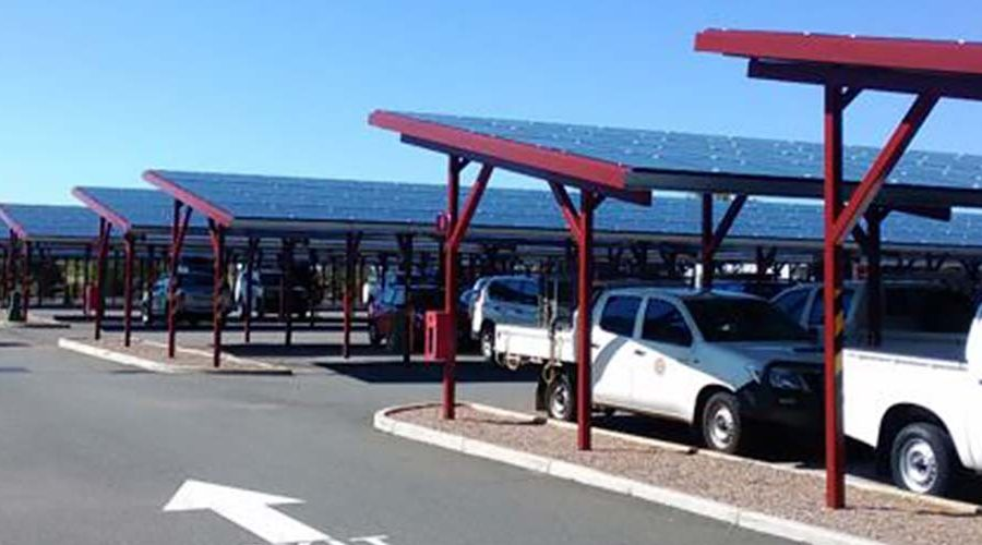 Solar car ports: Nothing shady about that!