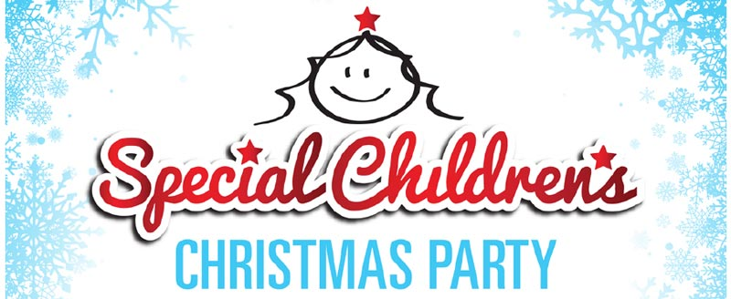 PAE is proudly supporting the Special Children's Christmas Party 2017