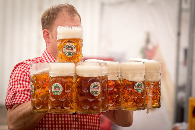 Make sure that your fridge runs efficiently this Oktoberfest!