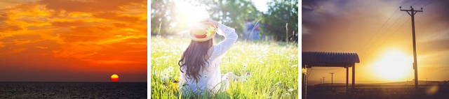 We smell sunshine… Time to head outdoors on all things energy!