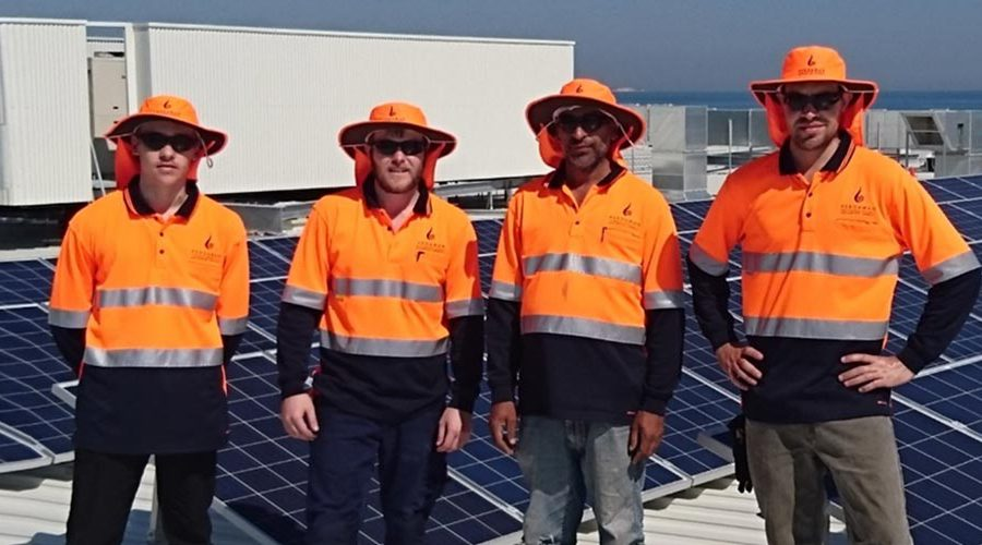 Perdaman Advanced Energy employs Field Services Team