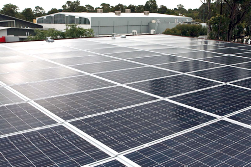 City of Kwinana solar PV
