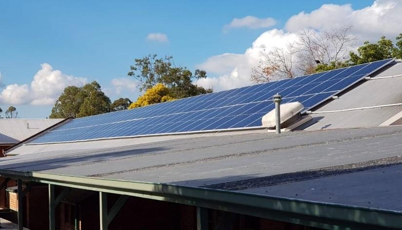 Solar intallation