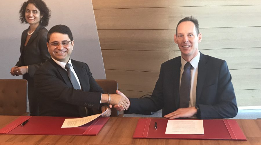Perdaman Announces signed MoU with Woodside Energy for a technology park
