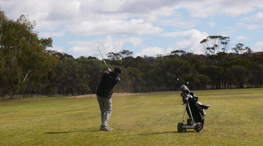 Important roles for golf and reliable power in rural and regional Australia