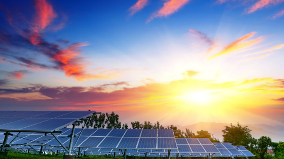 Solar power purchase agreement facilitates blockchain for energy markets